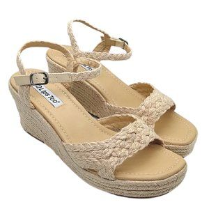 2 Lips Too Wedge Espadrille Sandals